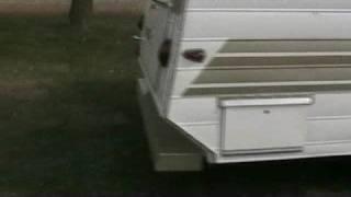 1963 Dodge and Aristocrat Trailer