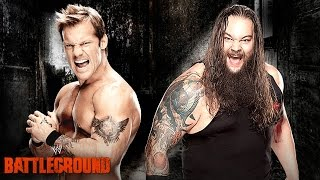 Chris Jericho vs. Bray Wyatt - WWE Battleground - WWE 2K14 Simulation