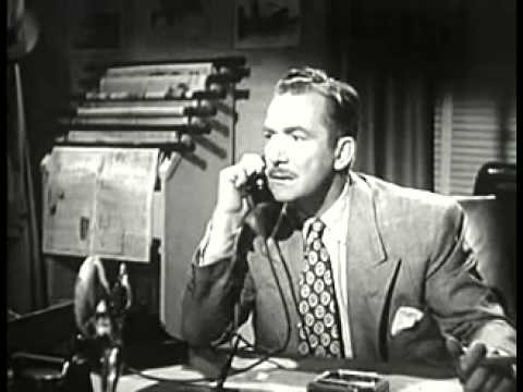 Behind Green Lights (1946) - Full Length Film Noir, Carol Landis, John Ireland