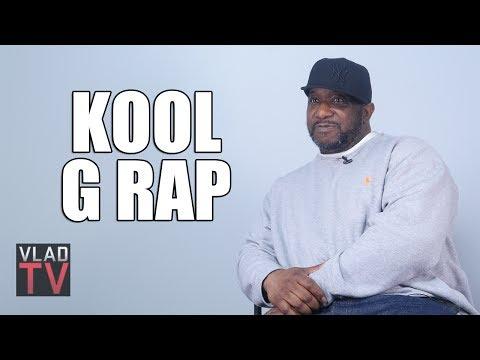 Kool G Rap on Being the First Gangsta Rapper