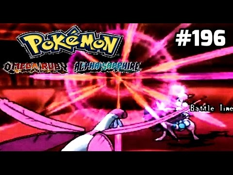 LIVE POKEMON ORAS WIFI BATTLE VS  Isaiah the TRUE GRASS DRAGON #196 LIVE