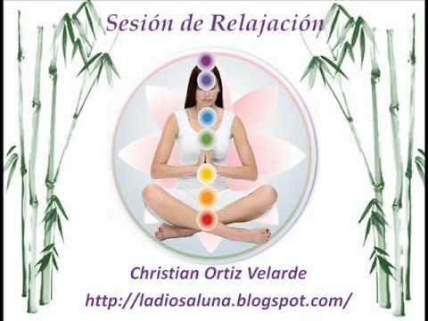 RELAJACION CHRISTIAN ORTIZ VELARDE