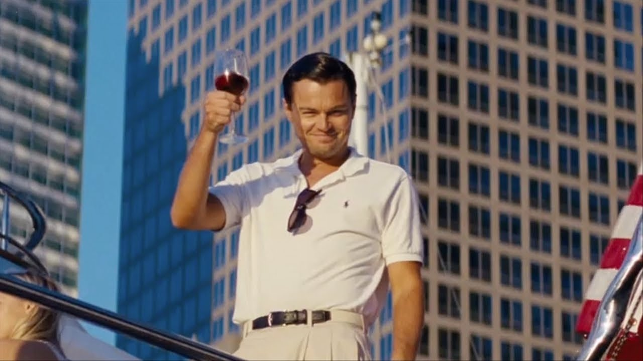 The Wolf Of Wall Street Review Youtube
