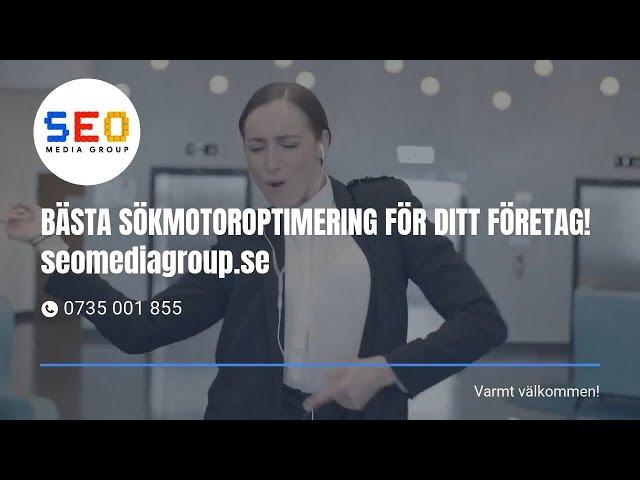 Bästa SEO (sökmotoroptimering) för ditt företag!
