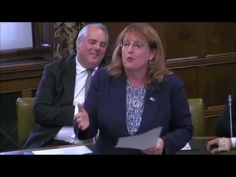 Deidre Brock MP demolishes Tory plans for a new Royal Yacht
