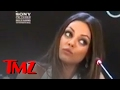 Mila Kunis Goes Nuts in Russian -- Friends with Benefits Press Interview   TMZ