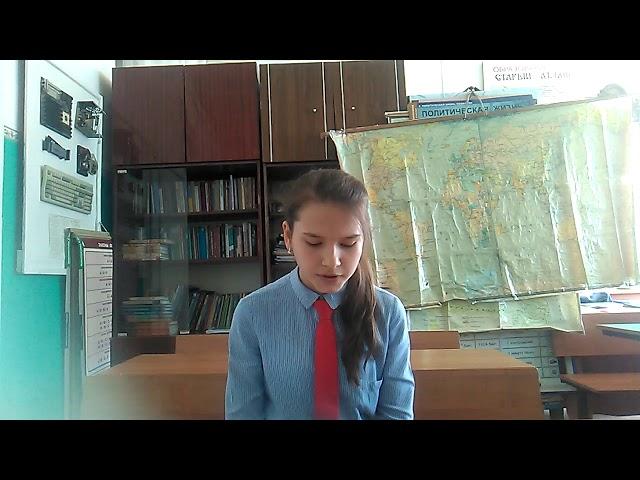 Изображение предпросмотра прочтения – ЭлинаЮсупова читает произведение «Атака» К.М.Симонова