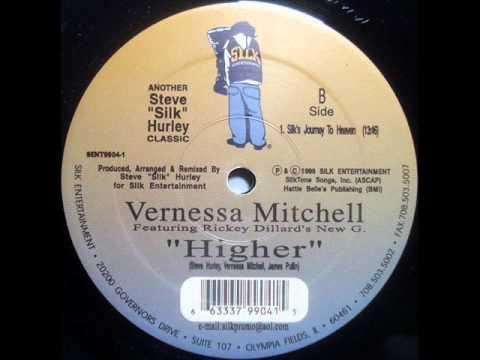 Vernessa Mitchell - Higher (Steve Silk Hurley Mix )