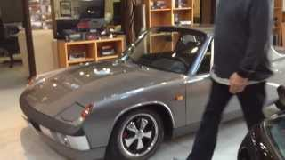 porsche 914 6 walk around