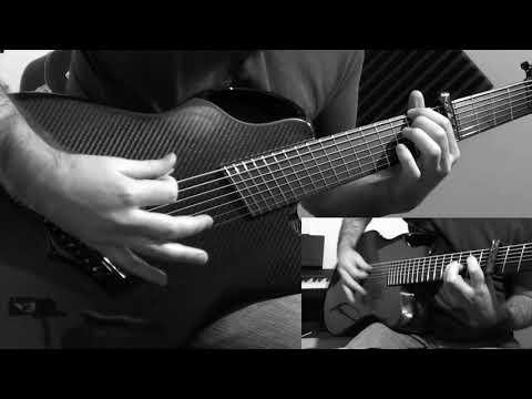 PUBG Vikendi SnowMap Lobby Theme ( acoustic guitar cover)