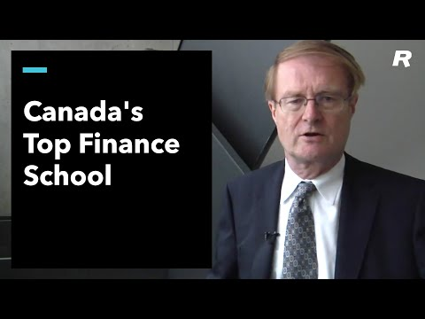 Canada's Top Finance School - Professor John Hull