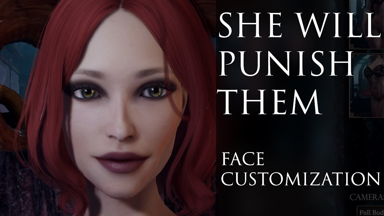 Detailed Character Customization