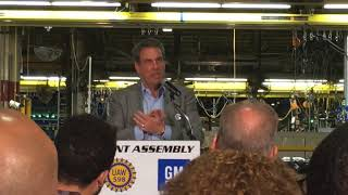gm-president-mark-reuss-announces-150-million-investment-flint-assembly-plant