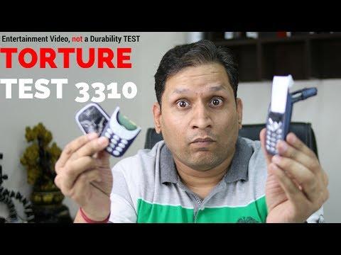 Nokia 3310 Extreme Torture Test | No Survival