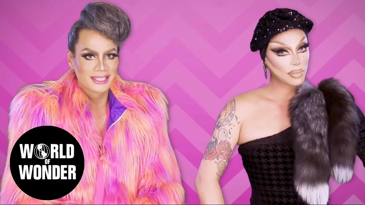 "FASHION PHOTO RUVIEW: RuPaul's Drag Race Season 9 Episode 5 ""Reality Stars: The Musical"""