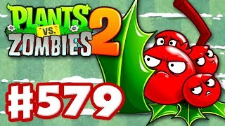 Plants vs. Zombies 2 - Gameplay Walkthrough Part 579 - Holly Barrier Premium Seeds Epic Quest!