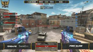 Semifinal CNPB 2017 - Black Dragons  Vs DaiDai - Point Blank