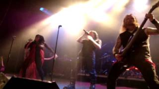 Trail Of Tears - The Desperation Corridors Live In Athens,Greece @ Gagarin 205 11/22/09
