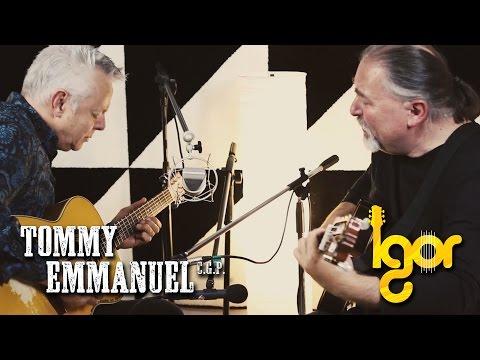 Тeаrs in Нeavеn – Tommy Emmanuel & Igor Presnyakov