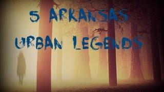 Creepy Arkansas Stories Legends