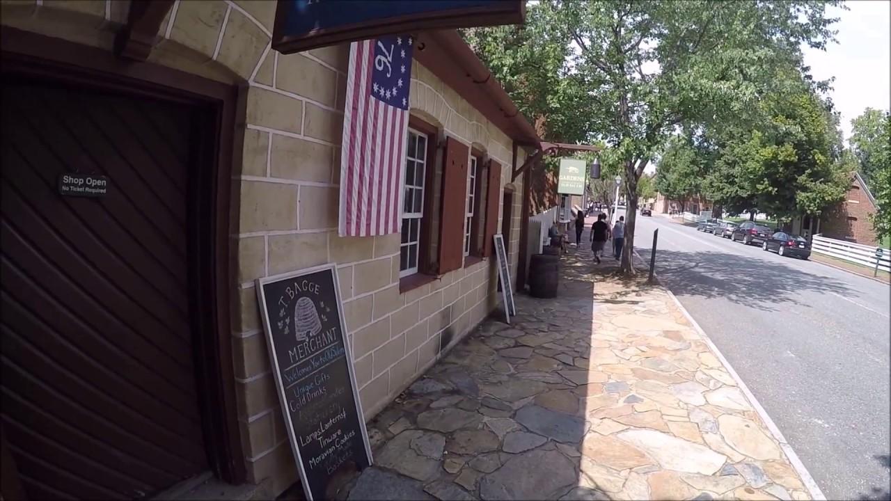 Old Salem, North Carolina - Good place to visit in Winston-Salem ...