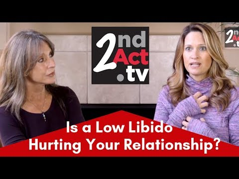 Intimacy after 50: Does a Low Libido Have Your Relationship at Risk? Menopause & Loss of Libido
