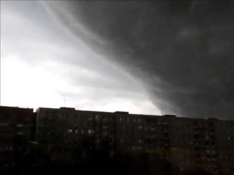 Ну и погодка в Туле