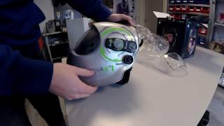 Optrel e3000 Gebläse-Atemschutzsystem - Unboxing