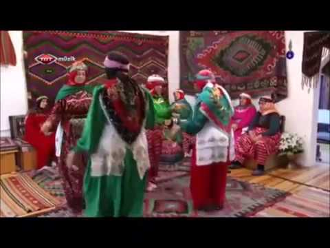 Traditional Spoon Dance of the Anatolian Turks ( Ottoman Turkmen Dance )