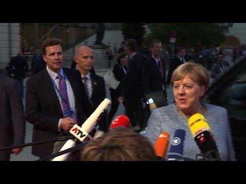 Salzbourg:les dirigeants de l