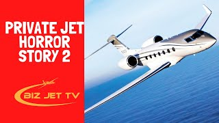 Outrageous Private Jet Stories