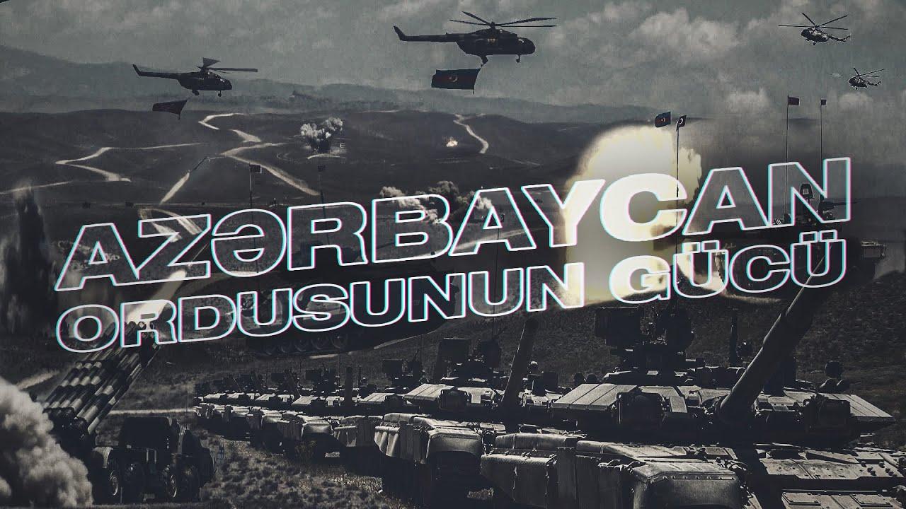 Azərbaycan Ordusunun Gücü (2020) - YouTube