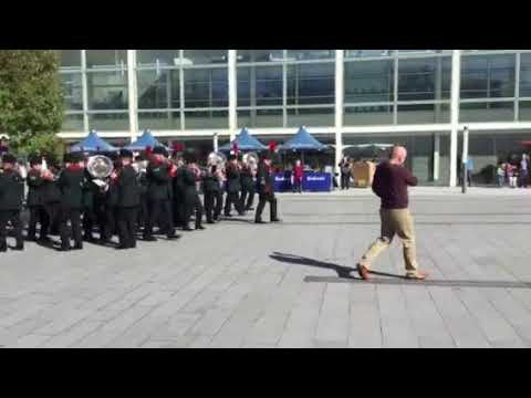 Armed Forces Flash Mob at Centre:MK