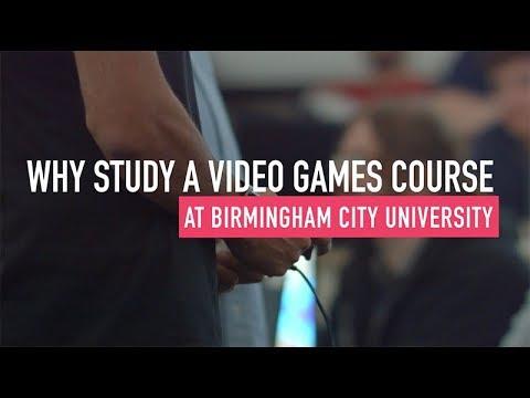 Video Game Development - BSc (Hons) - 2019/20 Entry - NTI