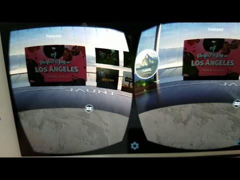 Merge VR Headset Review & How to Use - Fits iPhones 7/6s/6 Plus, Galaxy Note 7/5 etc