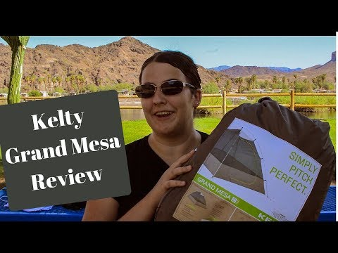 Kelty Grand Mesa 2 Tent Review
