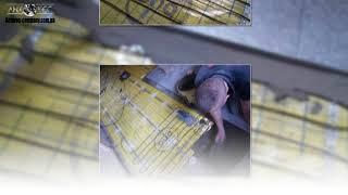 Монтаж нагревательного кабеля Hemstedt DR 900 Вт  в городе Тернополь  2018