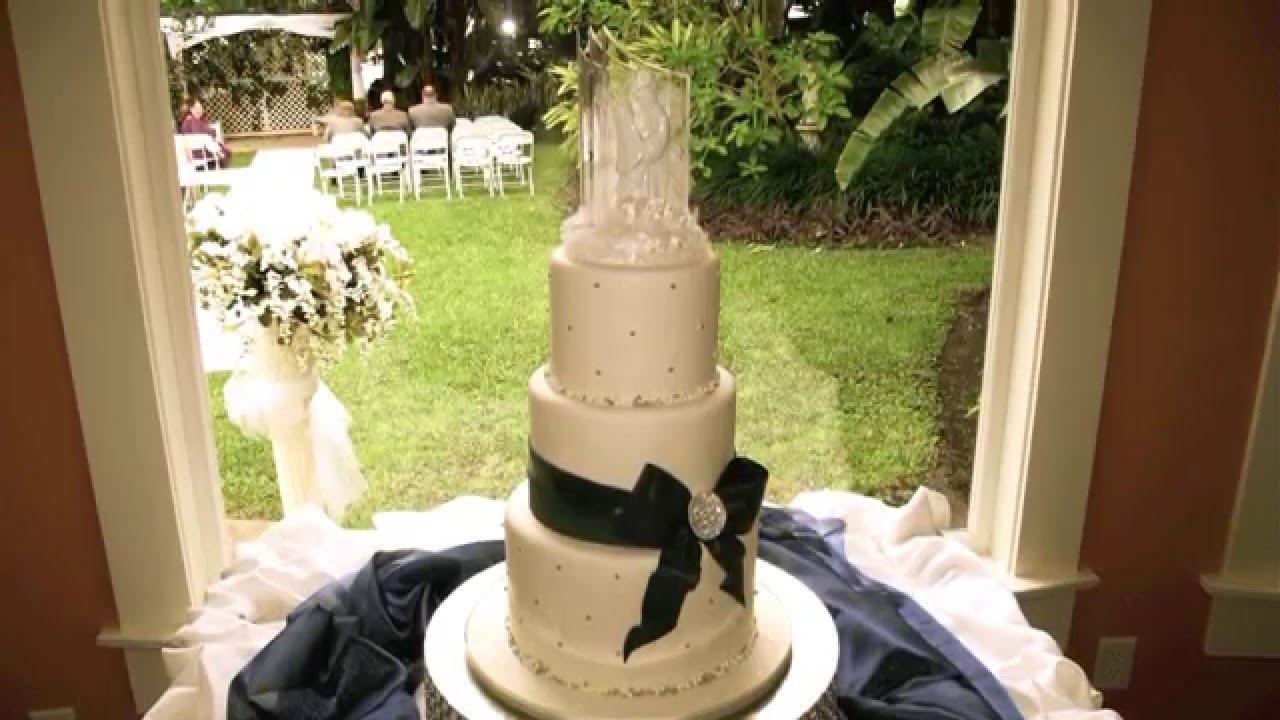Lakeside Inn Mt Dora - Orlando Wedding DJs - Melanie & Shane - YouTube