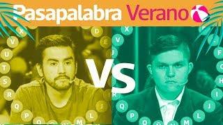 Pasapalabra | Felipe Gamboa vs Alexander Rodríguez