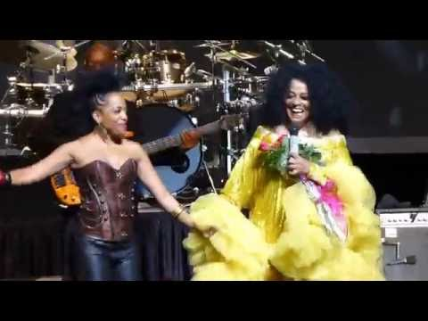 "Diana Ross Encore "" I Will Survive ""  A Gloria Gaynor Cover  2-10-2016"