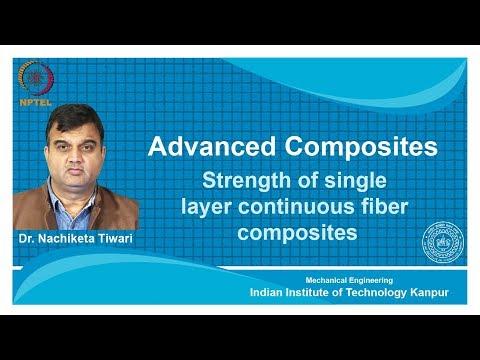noc18-me58  Lec 6-Strength of single Layer Continuous Fiber Composites Part-II
