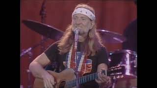 Willie Nelson live at the US Festival 1983 - My heroes have always been cowboys