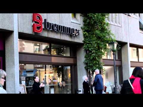 Downtown Freiburg