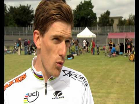 National Lottery Good Causes: Track Cycling Ireland
