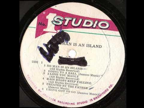 Dennis Brown -- No Man Is An Island   Studio One -- SOL 01112 1970 full album