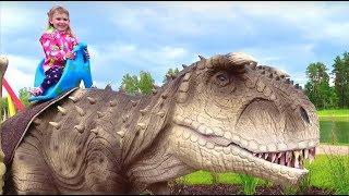 Парк Динозаврів AB PARK Аварійна Бригада в Латвії