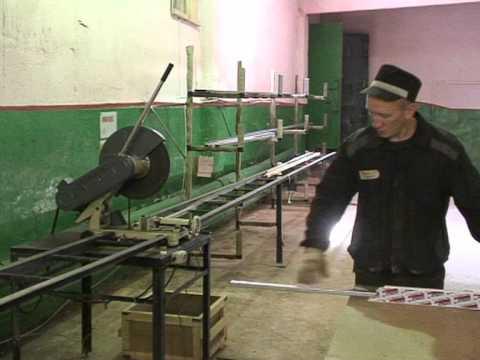 видео: Производство окон ПВХ ИК-29