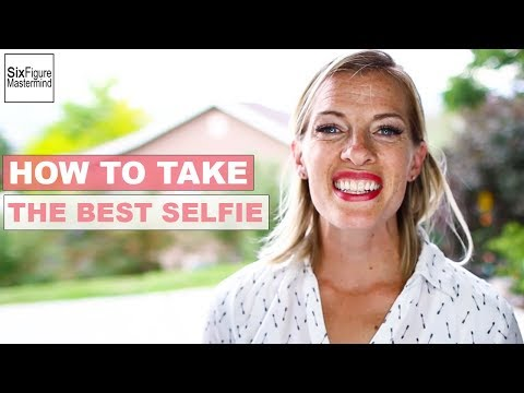 How To Take A Good Selfie With IPhone