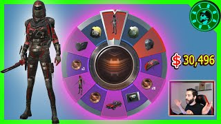New PUBG Blood Lotus LUCKY SPIN $30,496 😍 PUBG MOBILE