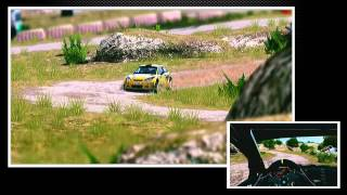 WRC 3 Gameplay Rally de Argentina - 720pHD